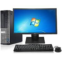 Dell OptiPlex 790 Desktop - Intel Quad Core i5-2400 3.1GHz - 8GB DDR3 - NEW 120GB SSD - Windows 7 Pro 64-Bit - WiFi - DVD-RW + New 24 Dell LCD Monitor! (Prepared by ReCircuit)