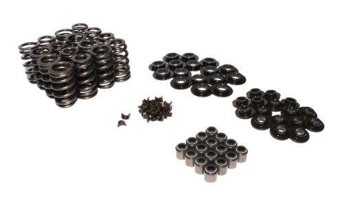 COMP Cams 26915CS-KIT Beehive Valve Spring Kit with Steel Retainers for LS Engines (Cams Comp Springs Beehive)