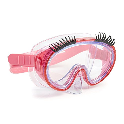 Swimming Goggles For Girls - Splash Lash Swim Mask By Bling2o (Hot Poppin - Hot Goggles