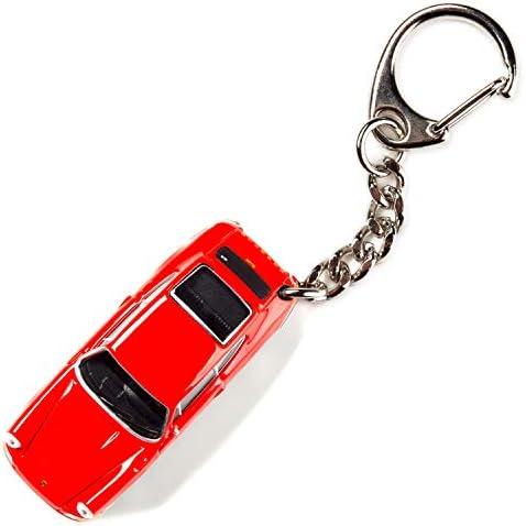 Corpus Delicti Schlüsselanhänger Mit Porsche 911 S Blutorange Modellauto Für Alle Auto Und Oldtimerfans 20 9 41 Auto