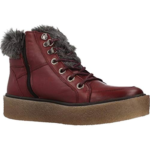 Womens Womens Bordeaux Carmela Brand Bordeaux Model 66472C Boots Boots Colour Bordeaux d7wF7x