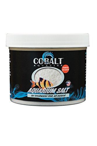 Cobalt Aquatics 23301 Freshwater Aquarium Salt Water Conditioner, 36 oz