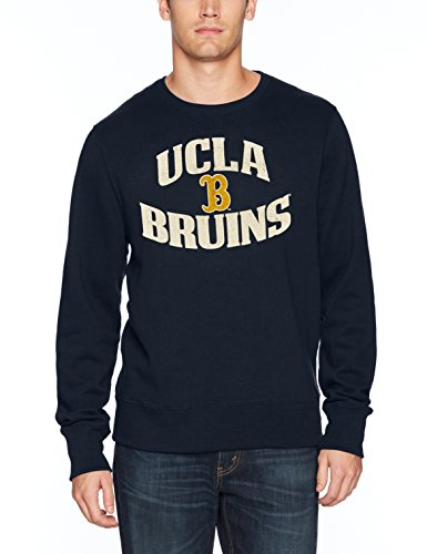 - NCAA UCLA Bruins Men's OTS Fleece Crew, Distressed Marbleton, X-Large