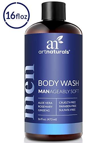 ArtNaturals Men's Fresh Body Wash