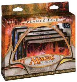 Magic the Gathering- MTG: Planechase - Strike Force - Game Pack