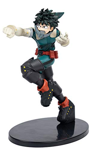 KELAKE My Hero Academia Action Figure Izuku Midoriya(Deku) Figure Statues dxf Latest Model Doll Collection Birthday Gifts PVC 7.8