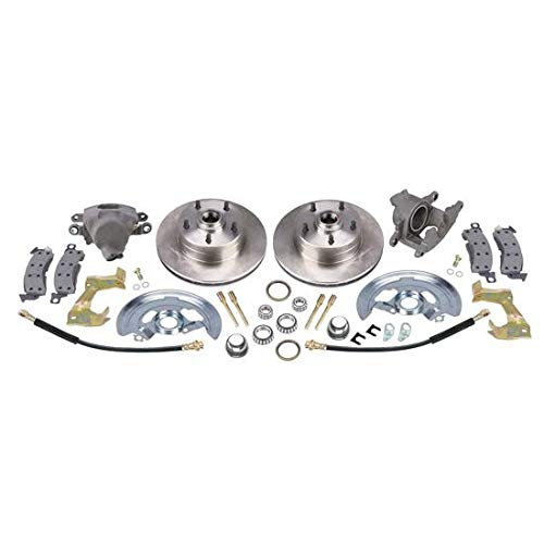 - Deluxe 1964-74 GM Car Front Disc Brake Kit