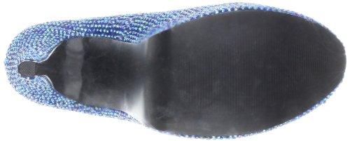 TEEZE 41 Irid Blue 8 RS Bordello UK 06R Satin EU OxSwIqdR