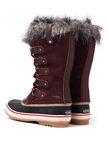 Sorel Kvinners Joan Of Arctic Boot Redwood / Rød Element