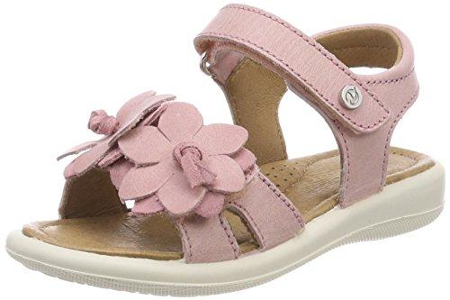 Naturino 6041, Sandalia con Pulsera Para Niñas Pink (Rosa)