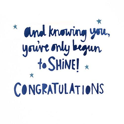 Hallmark Graduation Greeting Card (Only Begun to Shine) Photo #3