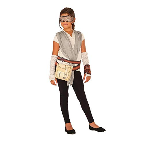 Imagine by Rubie's Star Wars VII: The Force Awakens Deluxe Rey Top Costume -
