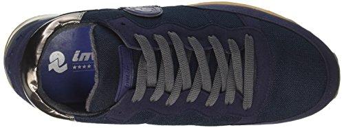 invicta a Adulto Scarpa Blu Blu Sneaker Scuro Unisex Basso Collo qgpqC