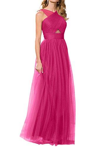Rock Tuell Promkleider Brautjungfernkleider La Marie Prinzess Abendkleider Linie Traube Pink Braut Einfach A qwnS4PA6