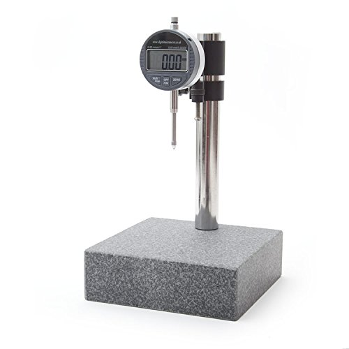 Granite Digital Dial Indicator Comparator Gauge Stand by ...