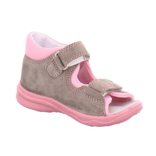 Fille Superfit Polly Sandales Gris bébé qpXtp8