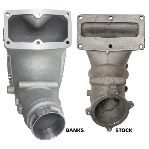 Banks 42788 Monster Intake System W/Fuel Line-2007-17 Dodge/Ram 6.7L 3.5 Natural