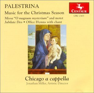 Seattle Mall Palestrina: Music for the Christmas Season: myste O Missa magnum Complete Free Shipping