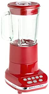 Amazon Com Kitchenaid Ksb5 5 Speed Blender Empire Red