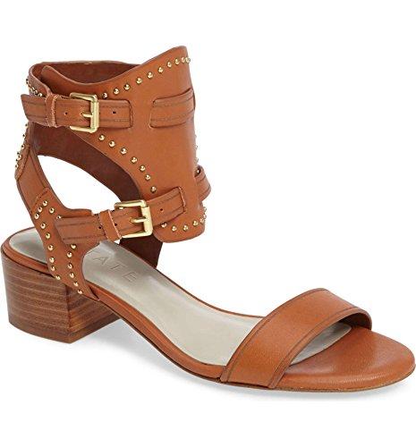 - 1. State Womens Rylen Leather Open Toe Casual Ankle, Tan/Vachetta, Size 6.0