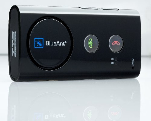 BlueAnt Supertooth 3 Bluetooth Handsfree (Black) by BlueAnt