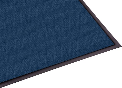 Guardian Golden Series Chevron Indoor Wiper Floor Mat, Vinyl/Polypropylene, 3
