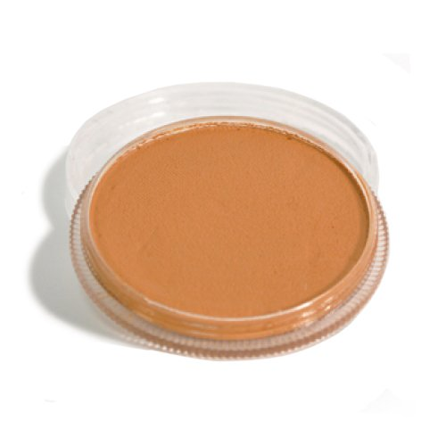 Wolfe Face Paints - Skinz Golden Bronze 17 (1.06 oz/30 gm) - Hydrocolor Makeup