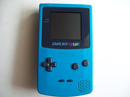Gameboy Color Teal [Nintendo Gameboy Color] PROFESSIONALLY REFURBISHED