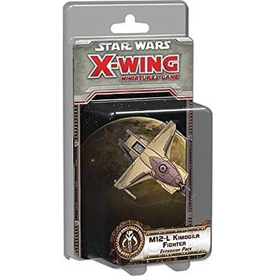 Star Wars: X-Wing - M12-L Kimogila Fight: Toys & Games