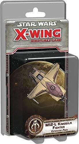 Fantasy FFGSWX70 Star Wars M12-L Kimoglia Fighter Expansion Pack X-Wing Juego de miniaturas, varios colores , color/modelo surtido: Amazon.es: Juguetes y juegos