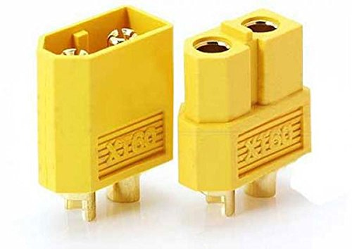 OOOUSE XT60 Connector Pairs pairs