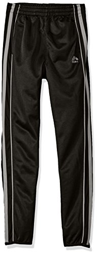Price comparison product image RBX Big Boys' Victory Tricot Pant, Midnight Performance Grey Stripes, S (8-10)