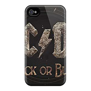 Shockproof Hard Cell-phone Cases For Iphone 4/4s With Provide Private Custom Colorful Guns N Roses Pictures SherriFakhry