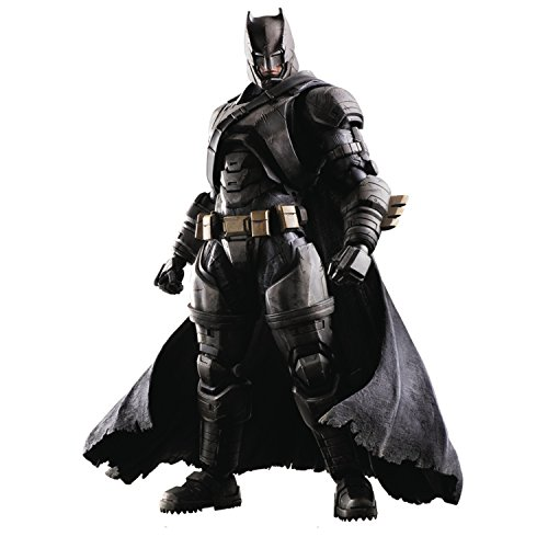 Square Enix Batman v Superman: Dawn of Justice: Play Arts Kai Armored Batman Action Figure by Square Enix