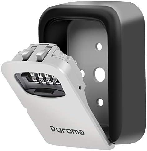 Puroma 4 Digit Combination Storage Capacity product image