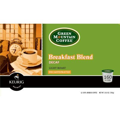 Mountain Breakfast Decaffeinated Brewing Systems
