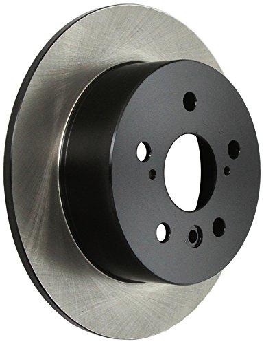Centric Brake Disc - Centric  120.44144 Premium Brake Rotor with E-Coating