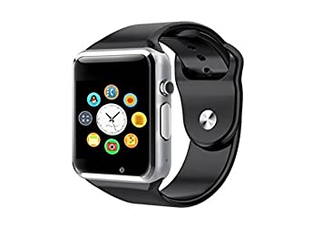 AlbitaStore A1 Smart Watch (Disponible en Español) / Reloj inteligente A1 / Reloj Bluetooth / Reloj Android / Reloj para ...