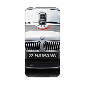 Holety Premium Protective Hard Case For Galaxy S5- Nice Design - Bmw Hamann Z4 M Roadster Front Close