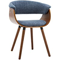Porthos Home Melinda Side Chair , Blue