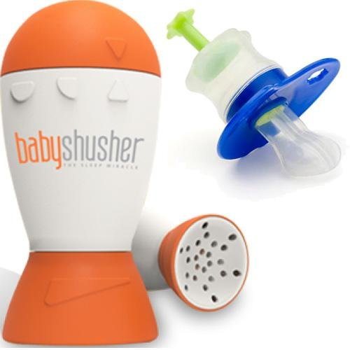 Baby Shusher - help soothe your fussy baby with a Medicine Dispenser by Baby Shusher