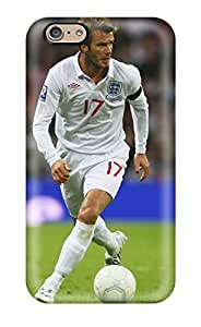 Hot New David Beckham Soccer Case Cover For Iphone 6 With Perfect Design