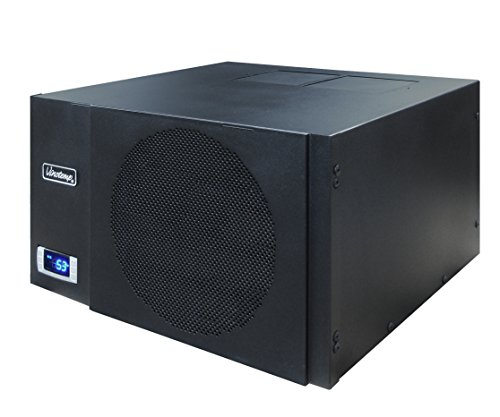 Vinotemp WM-1500-HTD Wine-Mate Self-Contained Cellar Cooling System, Black by Vinotemp (Image #4)