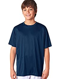 Youth A4 Short-Sleeve Cooling Performance Crew NB3142