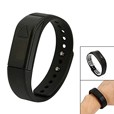 I5 Smart Wireless Wristband Bracelet Health Fitness Tracker for All Smart Phones, APP for Android