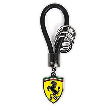 Master Lap Llavero Scuderia Ferrari Scudetto Aros Negro ...