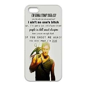 The Walking Dead Unique Design Case for Iphone 5,5S, New Fashion The Walking Dead Case