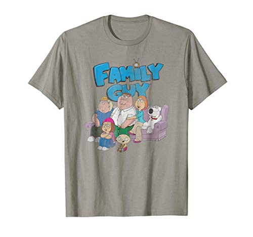 Family Guy Group with Logo T-shirt ()