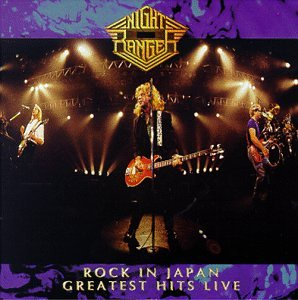 Night Ranger - Rock in Japan: Greatest Hits Live