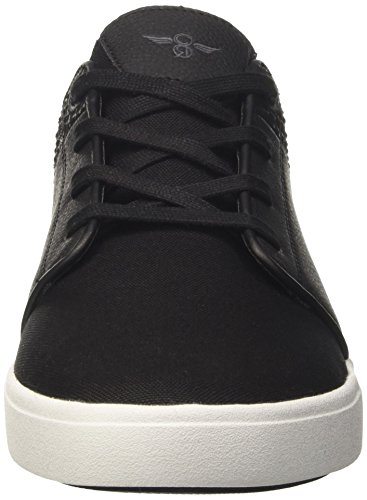 Recreation Basso Collo Creative A Nero Santos Uomo Sneaker 4wxqdPCq